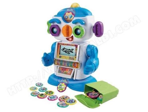 robot interactif vtech zinzin mon robot super malin