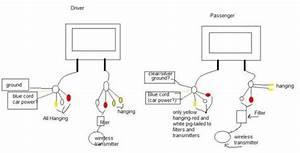 Car Headrest Dvd Player Wiring Diagram