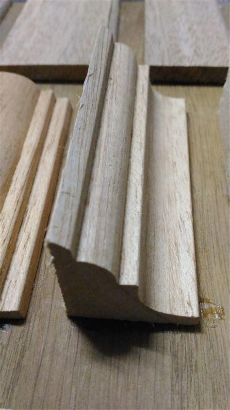 kumpulan model lis kayu  plafon sobhome