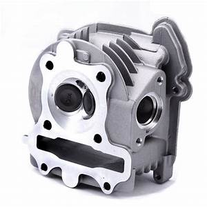 Racing Big Valve Cylinder Head For Gy6 Qmb139 Engines