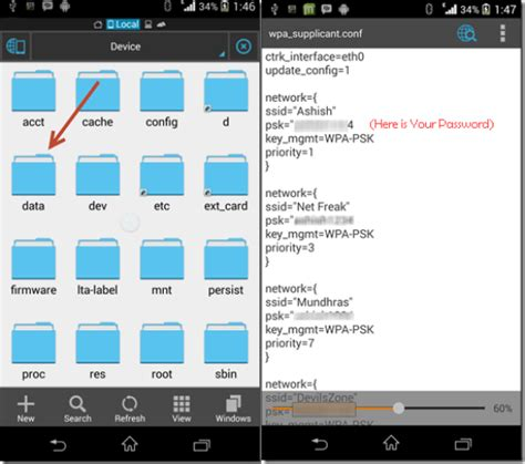 how to view passwords on iphone how to view saved wifi password on android iphone windows