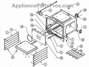 Parts For Dacor Do130  Oven Assy Parts