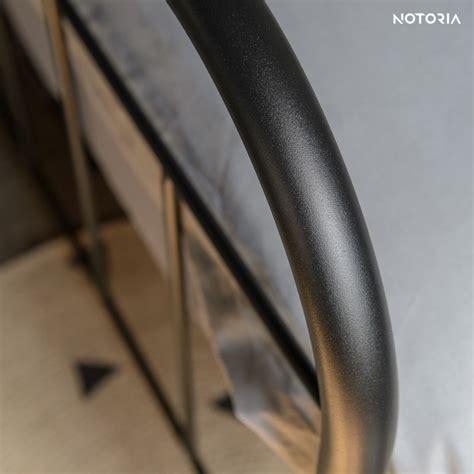 Avos Metallbett Eisenbett 180x200 Cm Im Industrialstil