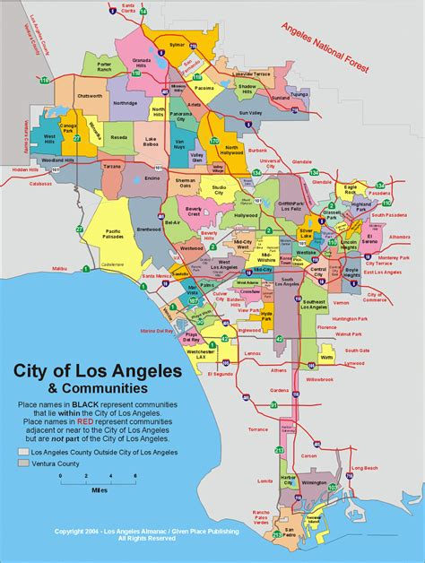 experiencing los angeles  city  los angeles whos