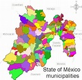 Mexico has 32 states, divided into 2,456 municipalities ...