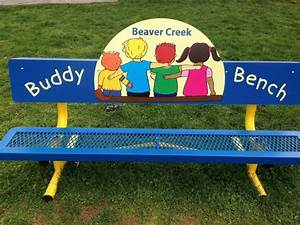 18 best images about Buddy Benches for school playgrounds