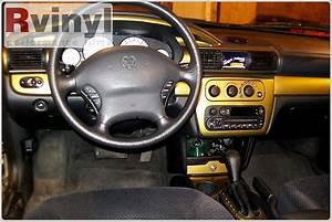 Dash Kit Decal Auto Interior Trim Chrysler Sebring