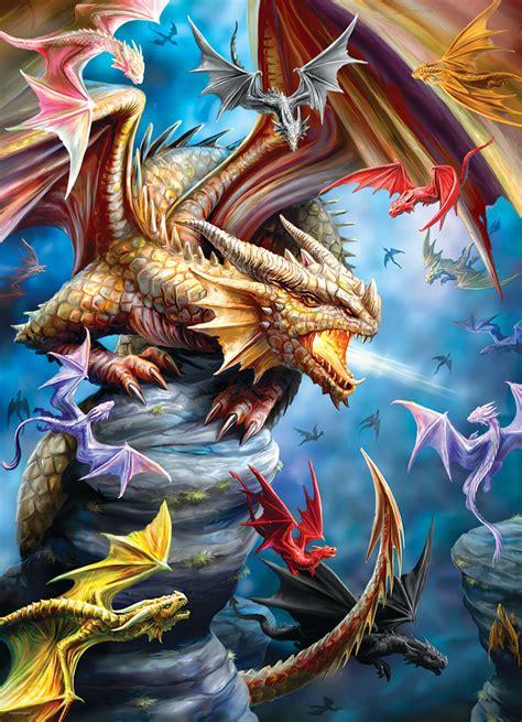 dragon clan  eurographics