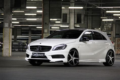 Great savings & free delivery / collection on many items. The Mercedes-Benz A-Class W176 Gets Carlsson-ized ...