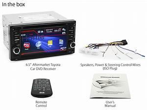 Car Dvd Player For Toyota Rav4 Mr2 Gt 86 Previa Head Unit