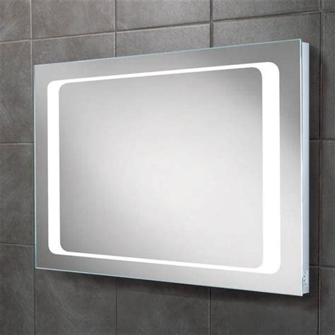 Heated Bathroom Mirrors With Lights by 30 Best Collection Of Large Illuminated Mirrors