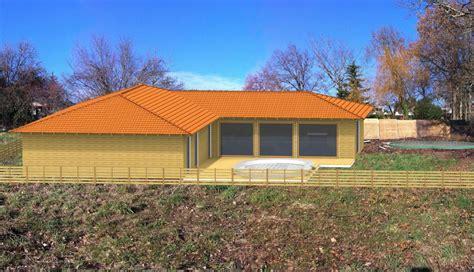 architecte maison bois images