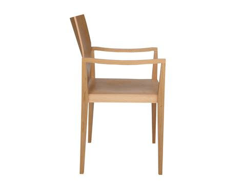 cappl chair with armrests by kff