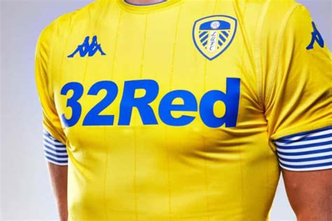 Official instagram account of leeds united #lufc www.tiktok.com/@leedsunited. Leeds United release new kit that actually looks like a ...