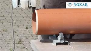 Pvc Wellplatten Schneiden : kg pvc pe rohr 2in1 schneiden anfasen mit diamantscheibe youtube ~ Buech-reservation.com Haus und Dekorationen