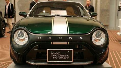Honda S660 Neo Classic Prototype