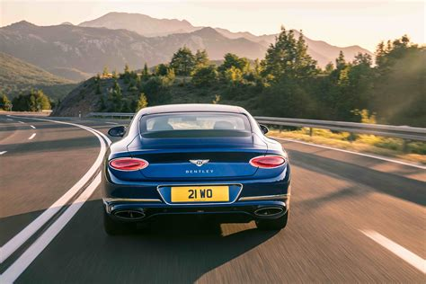 2019 Bentley Continental Gt Specs by 2019 Bentley Continental Gt Pictures Price Performance
