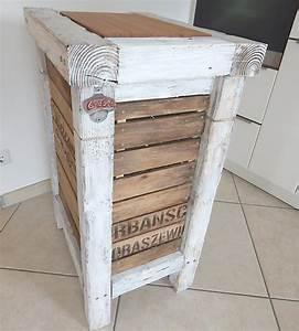 Holz Auf Alt Trimmen : k chenwagen servierwagen k chenhelfer im shabby look ~ Michelbontemps.com Haus und Dekorationen