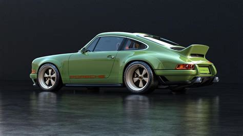 Singer And Williams Have Restored This Gorgeous Porsche
