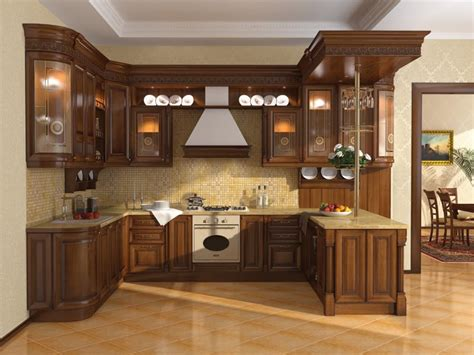 Kitchen Cabinets Hpd355 - Kitchen Cabinets - Al Habib
