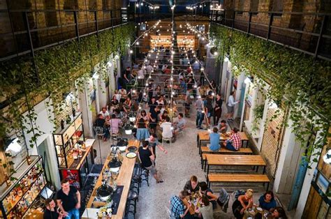 console bar cuisine mazel tov ruinpubs in budapest
