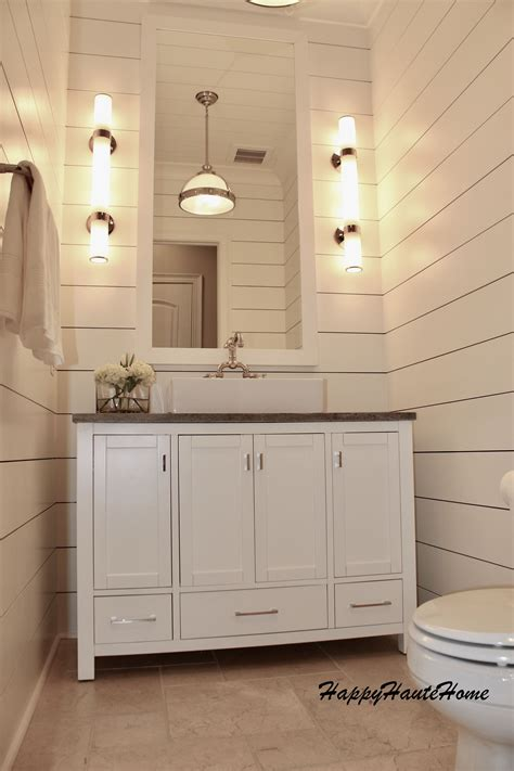 Shiplap Floor Boards by Shiplap Bathroom Gets A Major Reno Using 10 Quot Shiplap