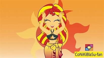 Sunset Shimmer Caramelldansen Animation Deviantart Fan Conikiblasu