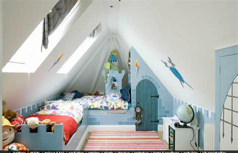 Kinderzimmer Gestalten Junge Mit Dachschräge by In Alfie S Room Attic Bedroom