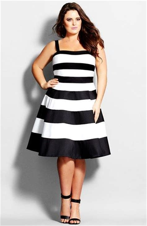 5 party outfits for plus size girls - Page 3 of 5 - curvyoutfits.com
