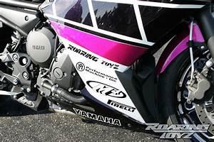 Racing Caf U00e8  Yamaha Fz6r  Xj6 Diversion  By Roaring Toyz