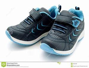 Children U0026 39 S Running Shoes Stock Photo  Image Of Shoes  Shoe