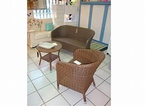 Salon Rotin Exterieur : v s ameublement meuble en rotin au cap d 39 agde dans l 39 herault salon de jardin en rotin ~ Teatrodelosmanantiales.com Idées de Décoration