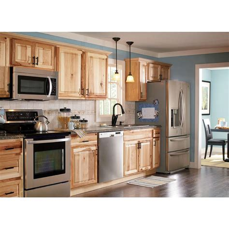 home depot kitchen cabinets design hickory kitchen cabinet hardware kitchen design ideas 7092