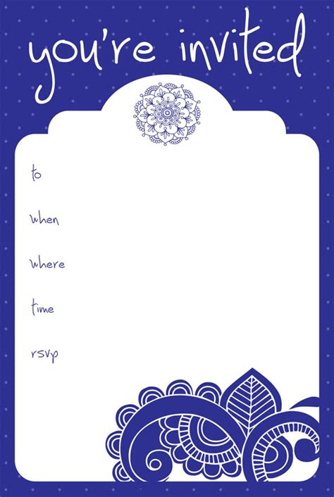 invitation design category page  jemomecom