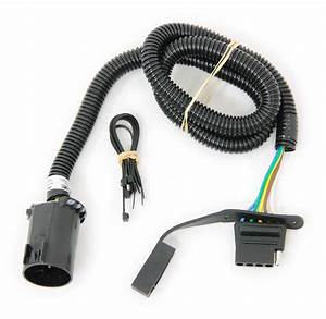 Curt Custom Fit Vehicle Wiring For Ford Ranger 2007