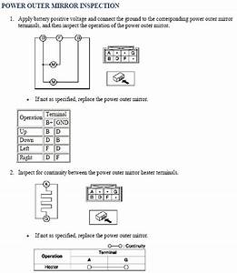 2009 Mazda 6 Mirror Wiring Diagram   34 Wiring Diagram Images