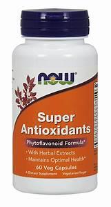 Super Antioxidants Veg Capsules