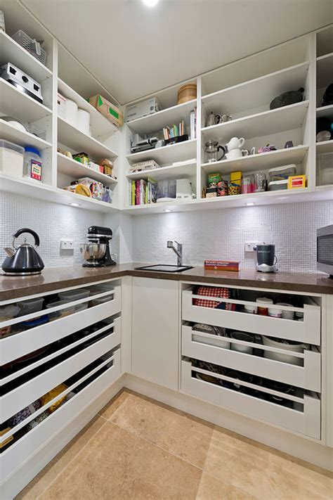Planning the Perfect Butler?s Pantry   Granite Kitchen