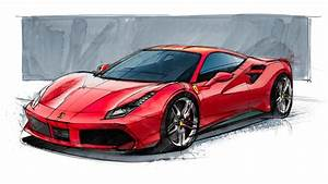 Photos De Ferrari : ferrari 488 gtb ~ Medecine-chirurgie-esthetiques.com Avis de Voitures