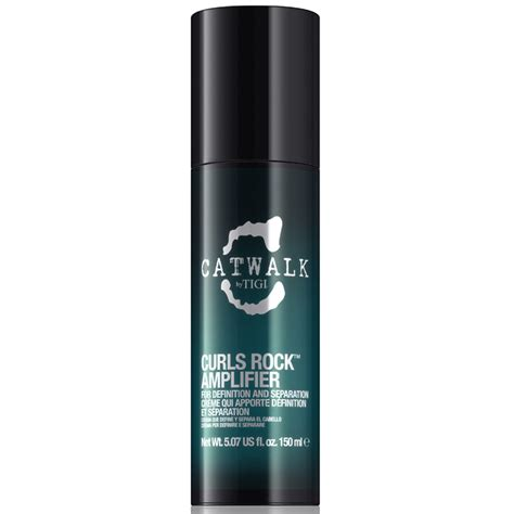 tigi catwalk curls rock amplifier ml  shipping