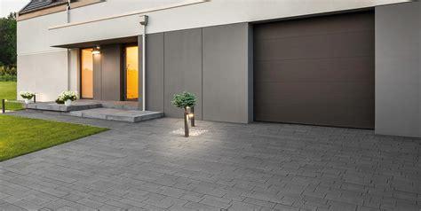 Pflastersteine Einfahrt Modern by Corio Terrasse Metten Stein Design