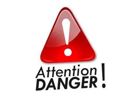affiche ne pas d anger pour bureau attention danger adops 72