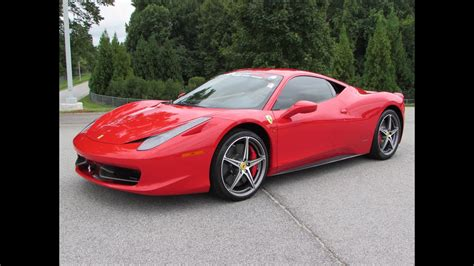 458 Italia Spyder by 2014 458 Italia Spider Start Up Test Drive And
