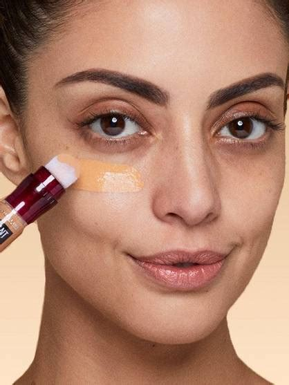 concealer face makeup flawless younger  skin maybelline
