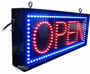 Outdoor LED Open Sign only $379 99 Neon Open Signs