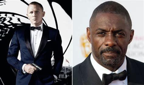 James Bond: Idris Elba 'DISHEARTENED' by fans who say he ...