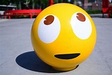 Emoji rally! Cute 3D emojis hit NE China streets - CGTN