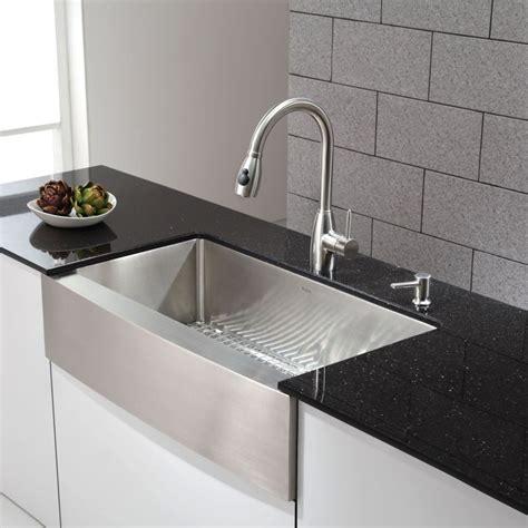 kraus khf200 36 kitchen sink build com
