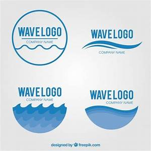 Download Pack Of Wave Logos For Free In 2020