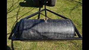Diy Lawn Roller